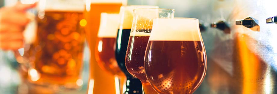 öl till mat