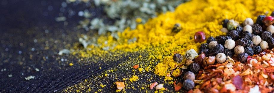smakkombinationer kryddor
